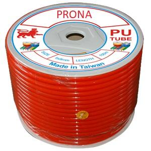 Dây dẫn hơi PRONA (cam) 6.5x10x100m