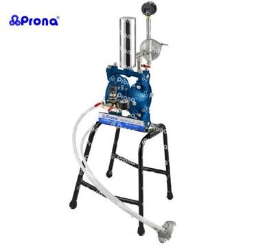 Máy bơm sơn dùng hơi kết hợp với điều áp sơn PRONA BDP-12-S