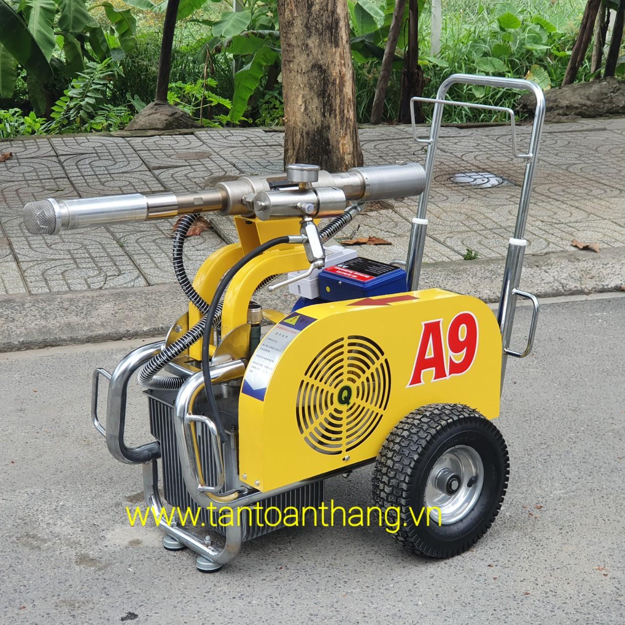 Nơi cho thuê máy phun sơn giá tốt tại Hồ Chí Minh